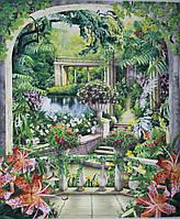 Фотообои с аркой Великолепие размер 242 х 207 см