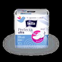 Гігієнічні прокладки Bella PERFECTA Blue (10)