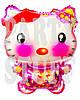 Воздушные шарики Hello Kitty, 50 см