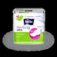 Гігієнічні прокладки Bella PERFECTA Green (10)