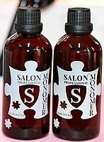 Salon Мономер (ліквід) для акрилової пудри Standard Blue, 100мл.