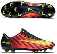 Бутсы футбольные Nike Mercurial Vapor XI FG