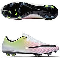 Бутсы футбольные Nike Mercurial Vapor X FG