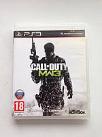 Видео игра Call of Duty MW3 (PS3) pyc.