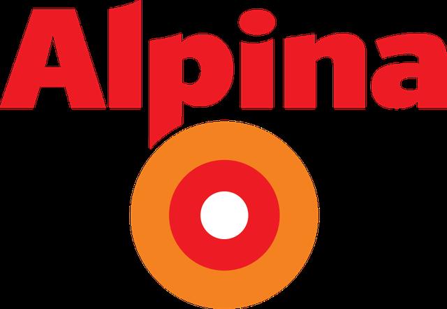 """Фасадные краски """"Alpina"""""""