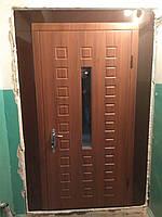 Металлические двери входные