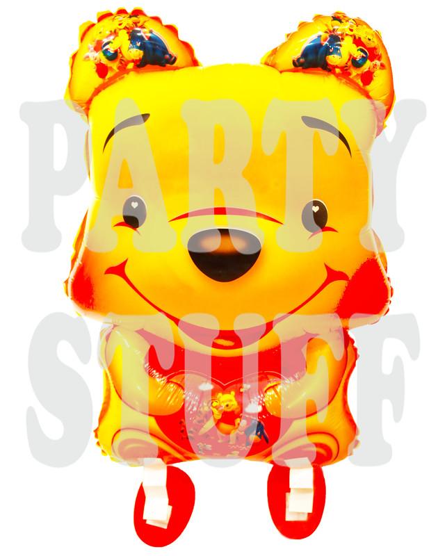 фольгированный шар фигура Винни Пух