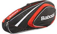 Чехол Babolat Racket Holder X 3 Club Red (751080/104)