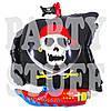 Воздушный фольгированный шар Пиратский корабль, 57 см
