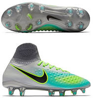 Детские футбольные бутсы Nike Magista Obra II FG