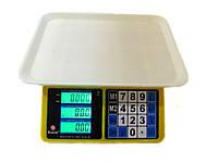 Торговые электронные весы до 40 кг Domotec MS-266