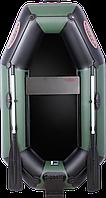 Гребная надувная ПВХ Лодка Vulkan T215LPT (PS)