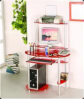 Стол компьютерный крашенный под заказ, фото 1