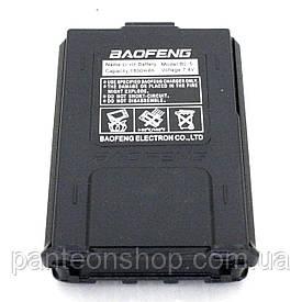 Акумулятор, акумуляторна батарея до рації BAOFENG UV-5R BL-5 1800mAh