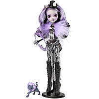 Кукла Монстр Хай Monster High Freak Du Chic Clawdeen Wolf Doll (Matell)
