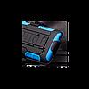 Чехол Robot с подставкой для iPhone 6/6S plus синий