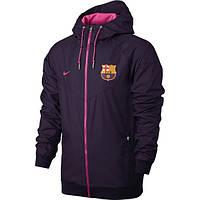 Мужская куртка-ветровка Nike FC Barcelona