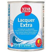 VIVACOLOR Lacquer Extra, Лакер екстра, лак для внутренних и наружных деревянных поверхностей