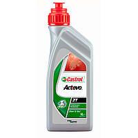Моторное масло CASTROL полусинтетическое Actevo 4T 10w40 1L