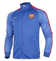 Олимпийка мужская Nike FC Barcelona Authentic N98