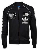 Олимпийка мужская Adidas SST TT LOGOS