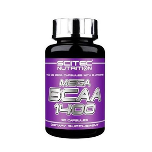Scitec Nutrition MEGA BCAA 1400 90caps