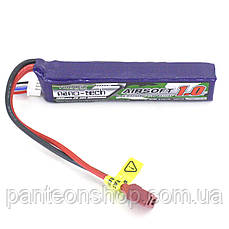 АКБ Turnigy LiPo 11.1v 1000mAh 20-40C (T-Connector), фото 3