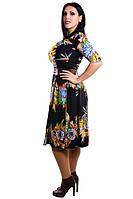 Женское трикотажное платье , фото 1
