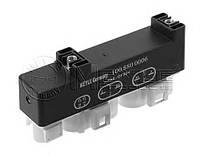 Регулятор оборотов вентилятора, блок управления VAG 701919506A; MEYLE 1008800006 на Seat Alhambra