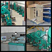 Послуги порошкового фарбування виробів, лиття пластмасових виробів,токарні роботи, рубка металу