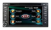 Штатная магнитола для Kia Sorento 2007–2008, Cerato 2 2006–2008, Sportage 2 2005–2009, Carnival 2
