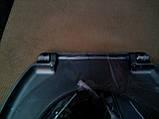 Кришка для унітазу Черепашка (сіра\металік), фото 3