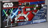 Интерактивный електронный набор мечей Мастера Джедая Star Wars BladeBuilders Jedi Master Lightsaber