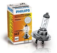 "Автомобильные галогенная лампа ""PHILIPS"" (H7)(Premium)(+30%), фото 1"