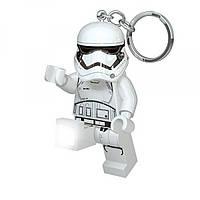 Lego Брелок-фонарик Звездные Войны Штурмовик Первого Ордена Lights Star Wars Episode VII First Order Stormtrooper Key Light LGL-KE94