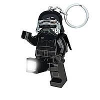 LEGO Star Wars Брелок-фонарик Звездные Войны Кайло Рен The Force Awakens Kylo Ren LED Key Light LGL-KE93