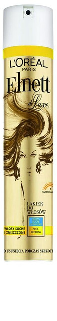 Лак для волос L'Oreal ELNETT для тонких и сухих волос 300 мл