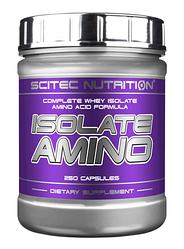 Scitec Nutrition Isolate Amino 250 caps
