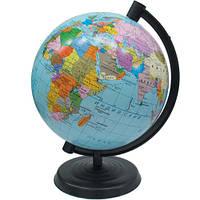 Глобус 260 мм Политическая карта мира, укр. язык (210030)