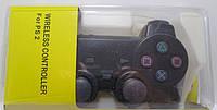 Джойстик беспроводной анти-шок для Sony PS2