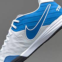 Футзалки Nike TiempoX Proximo IC 843961-141, Найк Темпо (Оригинал), фото 2