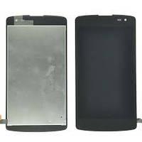 Экран LG D690 G3 Stylus with touch screen and frame черный