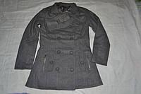 Теплое стильное пальто  Diamantina 38 размер.