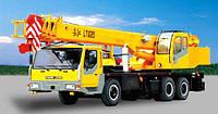 Автокран LT-1025 (28 тонн)
