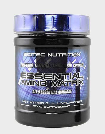 Scitec Nutrition Essential Amino Matrix Unflavored 180g