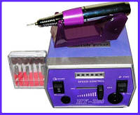 Фрезер для маникюра HY-288, 35 Вт, 30 000 об/мин
