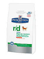 Hill's PD Canine R/D для собак с избыточным весом 1,5 кг