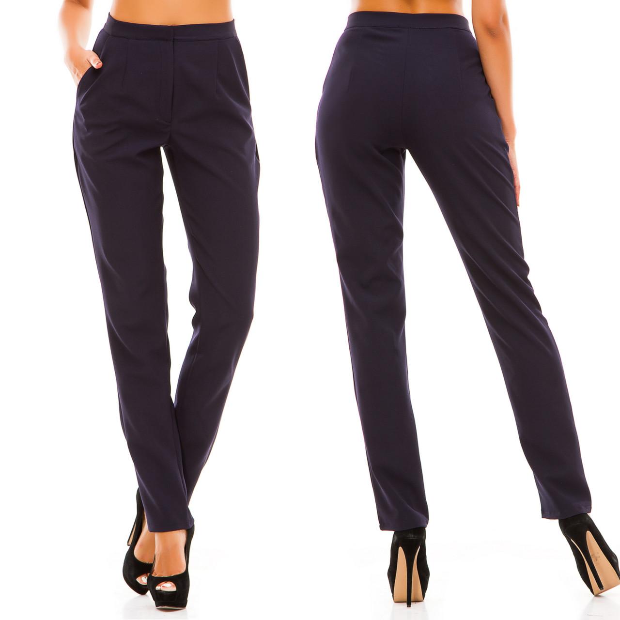 Ж152  Женские брюки в расцветках