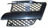 Решетка радиатора для Mitsubishi Outlander '03-07 левая (FPS)