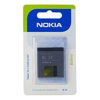 Аккумулятор  BL-5F Nokia /6260s/6290//E65/N93i/N95/N96/N93i/